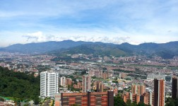 Medellin, City of Eternal Spring