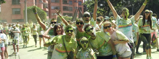 Color Run Colombia