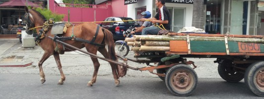 Driving in Colombia 1
