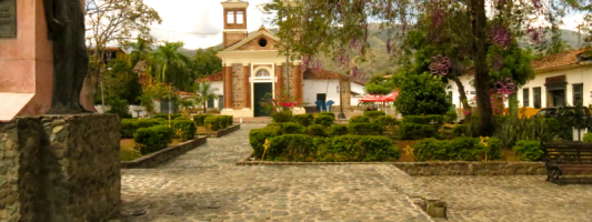 Santa Fe de Antioquia 1