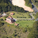 Embajada Aerial
