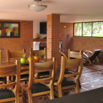 Embajada dining