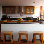 Embajada kitchen